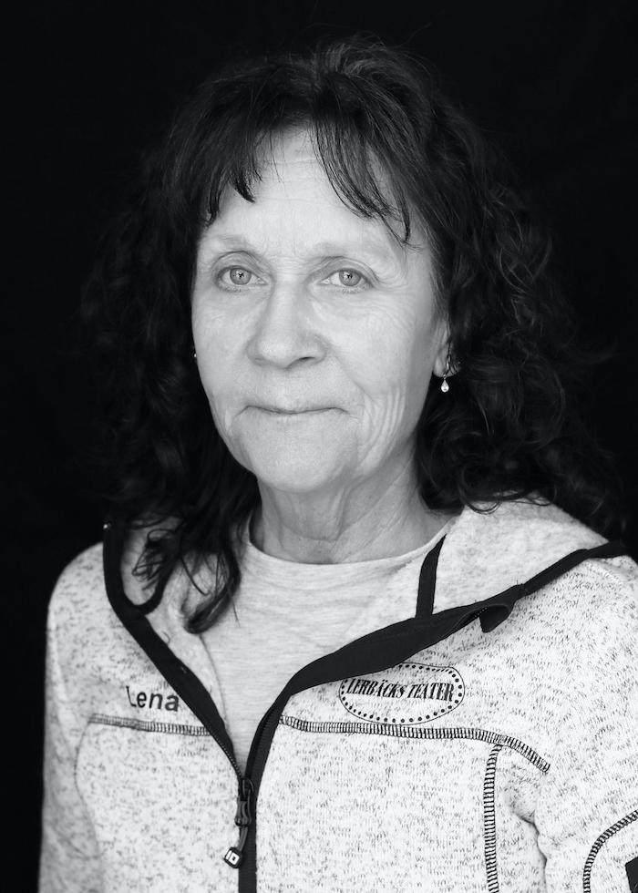 Lena Björk, administratör